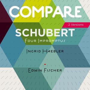 Schubert: 4 Impromptus, Op. 90, D. 899, Ingrid Haebler vs. Edwin Fischer (Compare 2 Versions)