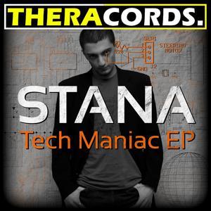 Tech Maniac E.P.