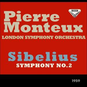 Sibelius: Symphony No. 2 - Dvořák: Symphony No. 7 (1959)
