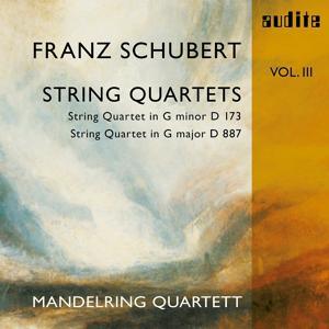 Franz Schubert: String Quartets Vol. III