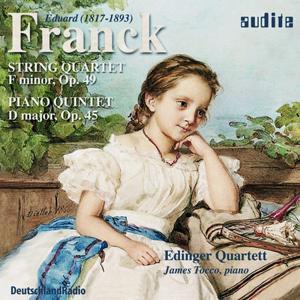 Eduard Franck: String Quartet and Piano Quintet