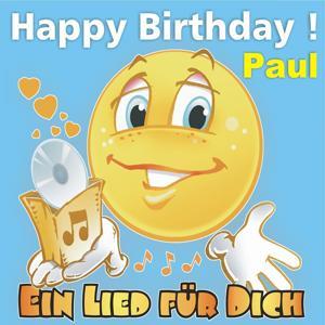 Happy Birthday! Zum Geburtstag: Paul