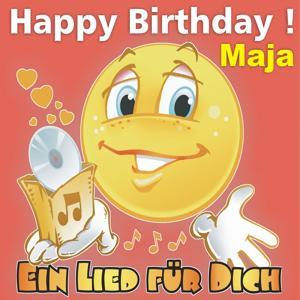 Happy Birthday! Zum Geburtstag: Maja