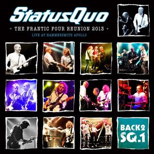 Back2SQ1-The Frantic Four Reunion 2013 (Live At Wembley)