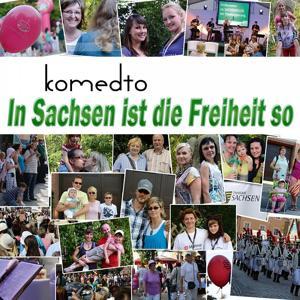 In Sachsen ist die Freiheit so