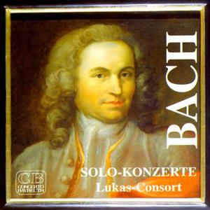 Johann Sebastian Bach: Solo-Konzerte