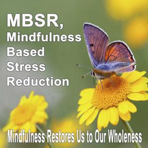 Mbsr, Mindfulness Based Stress Reduction - Mindfulness Restores Us to Our Wholeness (Mbsr Is Effective in Alleviating Stress, Anxiety, Panic, Depression)