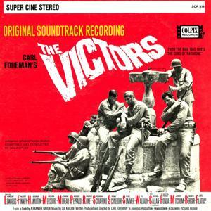 The Victors (Original Motion Picture Soundtrack)