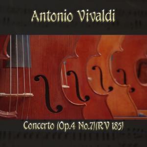 Antonio Vivaldi: Concerto (Op. 4 No. 7) (RV 185)