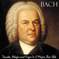 Johann Sebastian Bach - Toccata, Adagio and Fugue in C Major, Bwv 564. Great for Baby's Brain, Stress Reduction and Pure Enjoyment.
