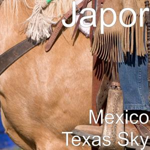Mexico Texas Sky