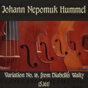 Johann Nepomuk Hummel: Variation No. 16. from Diabelli's Waltz (S.161)