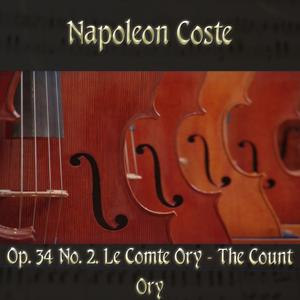 Napoléon Coste: Op. 34, No. 2. Le Comte Ory - The Count Ory (Midi Version)