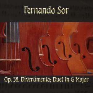 Fernando Sor: Op. 38, Divertimento; duet in G major