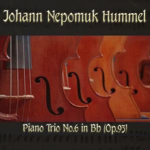 Johann Nepomuk Hummel: Piano Trio No.6 in Bb (Op.93)
