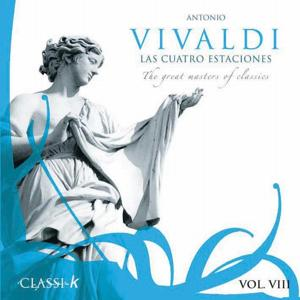 Vivaldi Las Cuatro Estaciones (Classi-K)