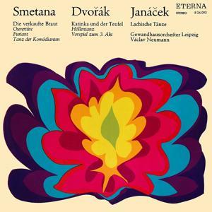 Smetana: The Bartered Bride - Dvorak: Kate and the Devil - Janacek: Lachian Dances
