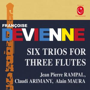 Devienne: Six Trios for Three Flutes