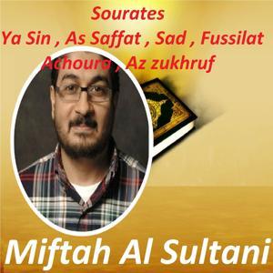 Sourates Ya Sin , As Saffat , Sad , Fussilat , Achoura , Az zukhruf (Quran)