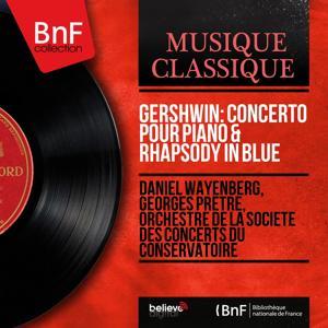 Gershwin: Concerto pour piano & Rhapsody in Blue (Mono Version)