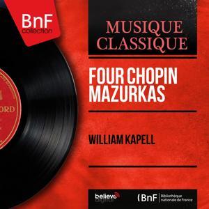 Four Chopin Mazurkas (Mono Version)