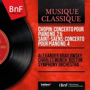 Chopin: Concerto pour piano No. 2 & Saint-Saëns: Concerto pour piano No. 4 (Mono Version)