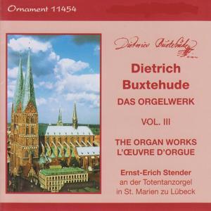Dietrich Buxtehude: Das Orgelwerk, Vol. 3, Totentanzorgel, St. Marien zu Lübeck