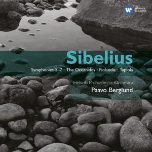 Sibelius: Symphony Nos 5-7