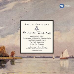 Vaughan Williams On Wenlock Edge, Fantasia on a Theme by Thomas Tallis etc