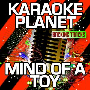 Mind of a Toy (Karaoke Version) (Originally Performed By Visage)
