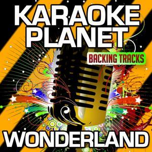 Wonderland (Karaoke Version) (Originally Performed By Taylor Swift)