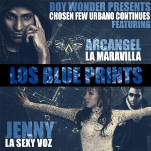 Los Blue Prints (feat. Arcangel)