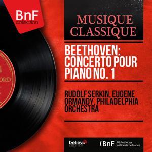 Beethoven: Concerto pour piano No. 1 (Mono Version)