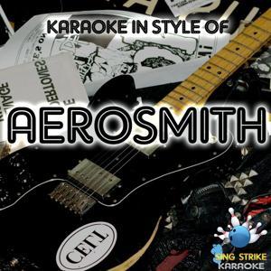 Karaoke In Style Of Aerosmith