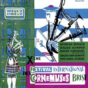 Xème festival international des cornemuses de Brest (Mémoire sonore de la musique bretonne - 1962)
