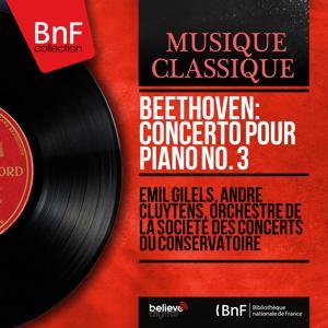 Beethoven: Concerto pour piano No. 3 (Mono Version)