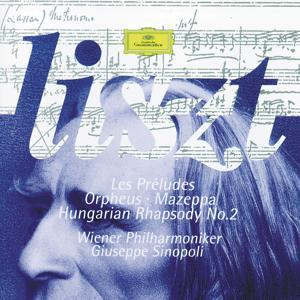 Liszt: Les Préludes; Orpheus; Mazeppa; Hungarian Rhapsody No.2
