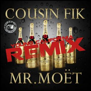 Mr Moet (Young California Remix) [feat. Sage the Gemini, Clyde Carson, E-40 & Ty$]