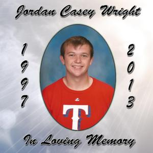 In Loving Memory (Jordan Casey Wright 1997-2013)