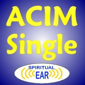 Acim Single T18-IV the Little Willingness