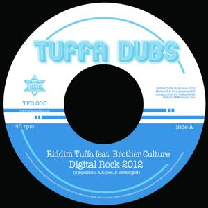 Digital Rock 2012 (feat. Brother Culture)