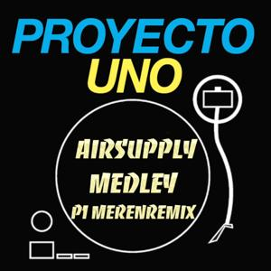 Airsupply Medley P1 Merenremix EP