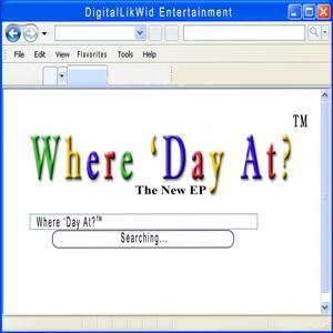 Where Day At? - The New EP