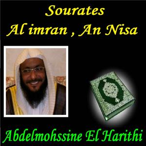 Sourates Al imran , An Nisa (Quran)