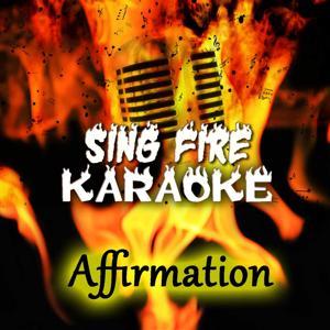 Affirmation (Karaoke Version) (Originally Performed By George Benson)
