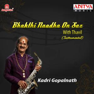 Bhakthi Naadha on Sax (With Thavil)