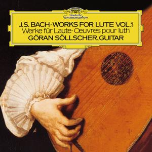 Bach, J.S.: Works For Lute