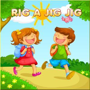 Rig a Jig Jig (Best Nursery Rhymes for Kids)