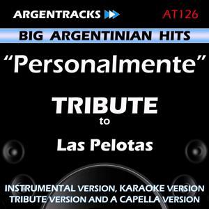 Personalmente - Tribute to Las Pelotas - EP