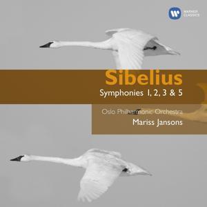 Sibelius: Symphonies 1, 2, 3 & 5